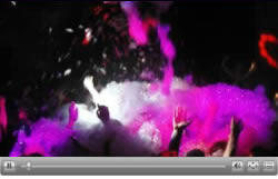titan foam parties promo video